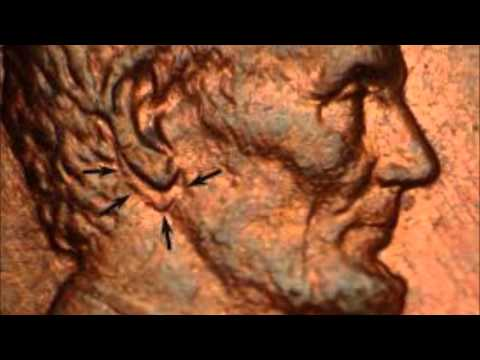 1988 Double Ear Variety Double Die Cent Youtube