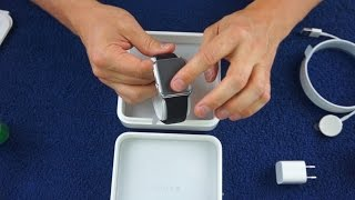 Apple Watch Unboxing and Demonstration - ASMR