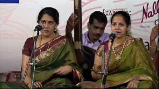 Bharat Sangeet Utsav 2015 | Carnatic Combo Concert | Amritha Murali | K. Gayathri