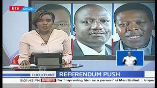 DP Ruto allies oppose referendum push yet again