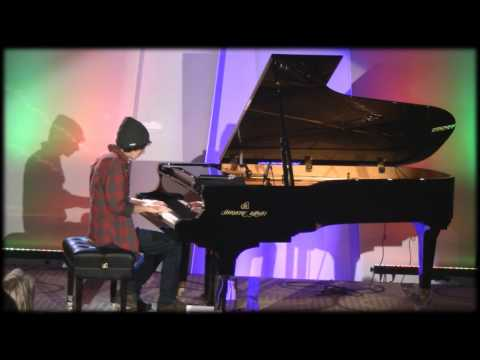 "Zachary Bruno ""Here"" - Whisperings Concert - Shigeru Kawai Sk7 - Piano Haven"