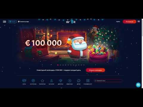 Обзор онлайн казино Mr Bit