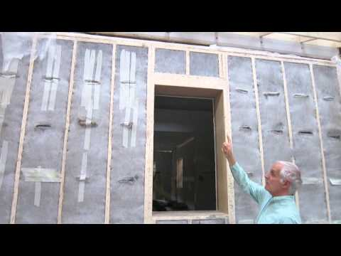 Dense Pack cellulose in Modular building ..
