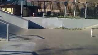 Skatepark Tours: Blair Skatepark (San Bernardino, CA)
