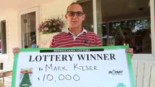 Pennsylvania Lottery Winner Butler County