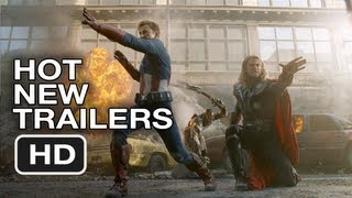 Best New Movie Trailers - April 2012 HD