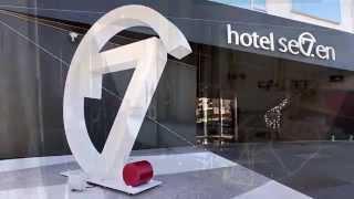 Hotel 7逢甲Taichung-台中飯店.旅館