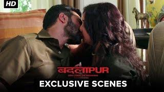Divya Dutt's hot kiss - Badlapur