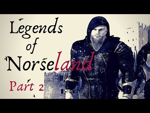 "Bedtime Story ""LEGENDS OF NORSELAND"" Part 2"