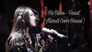 Via Vallen - Firasat cover Marcell