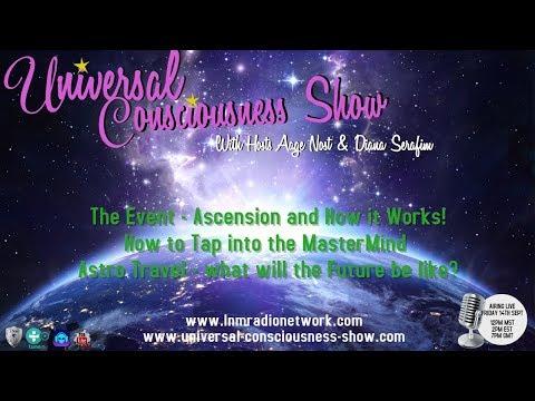 Universal Consciousness Show 9-14-18