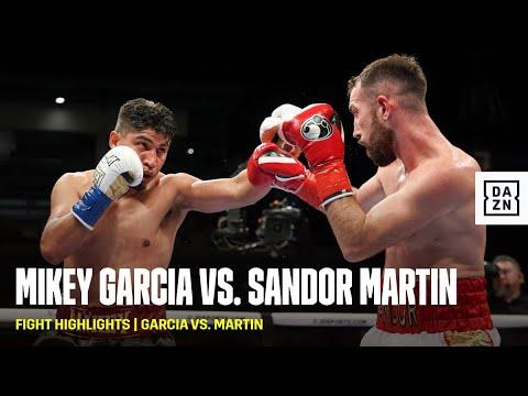Download FIGHT HIGHLIGHTS | Mikey Garcia vs. Sandor Martin