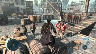 Assassins Creed III MAX Settings PC Gameplay [MSI HD7850]