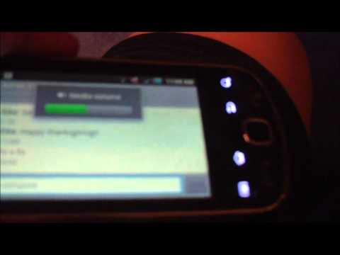 Music and Text on virgin mobile Samsung Intercept