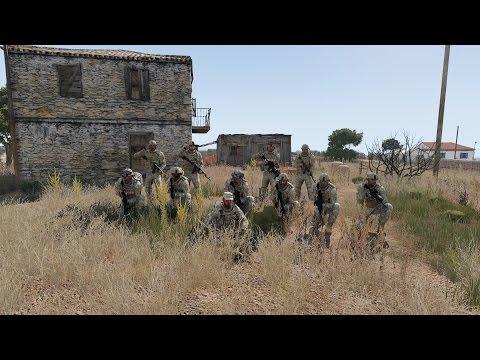 ArmA 3 [COOP] - Grèce De Canards - Contact Débarquement #2