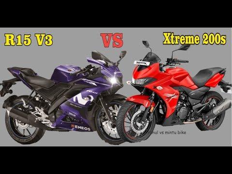 Repeat Yamaha R15 V3 Review in Hindi | MotorOctane by