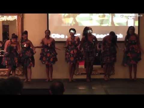MISS AFRICA IRELAND 2014 - Part 1