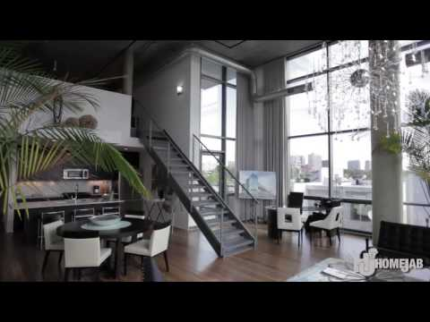 A Tour Of 1352 Lofts, A Philadelphia Condominium Building