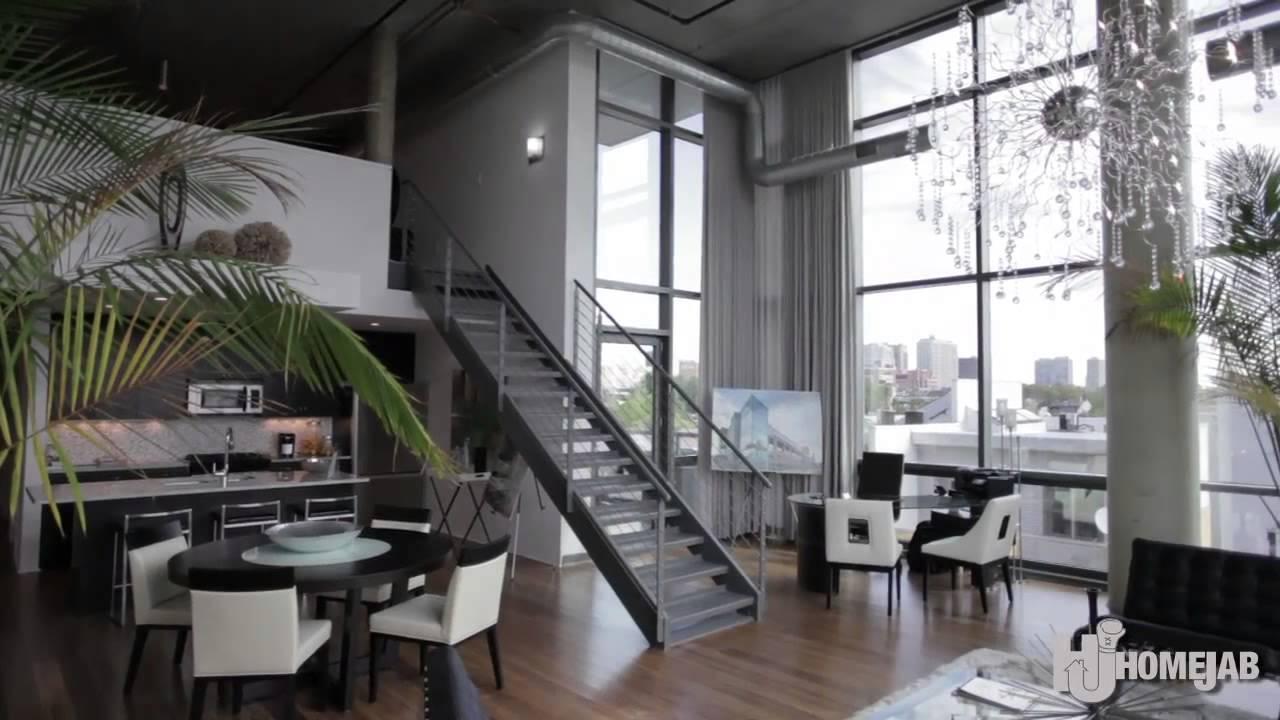 A tour of 1352 lofts a philadelphia condominium building - Loft loft ...