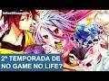 Chance de 2 ª temporada de No Game No Life (v2016) | IntoxiResponde 1.3