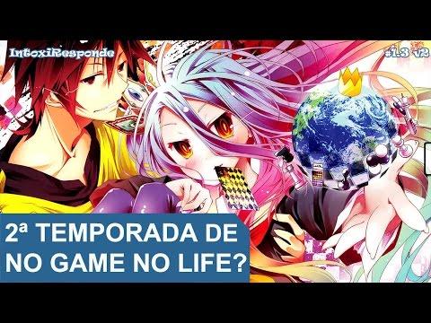 Chance De 2 ª Temporada De No Game No Life (v2016)   IntoxiResponde 1.3