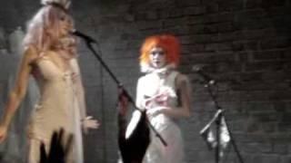 Emilie Autumn · Girls Just Wanna Have Fun (Live in Bochum 2008)