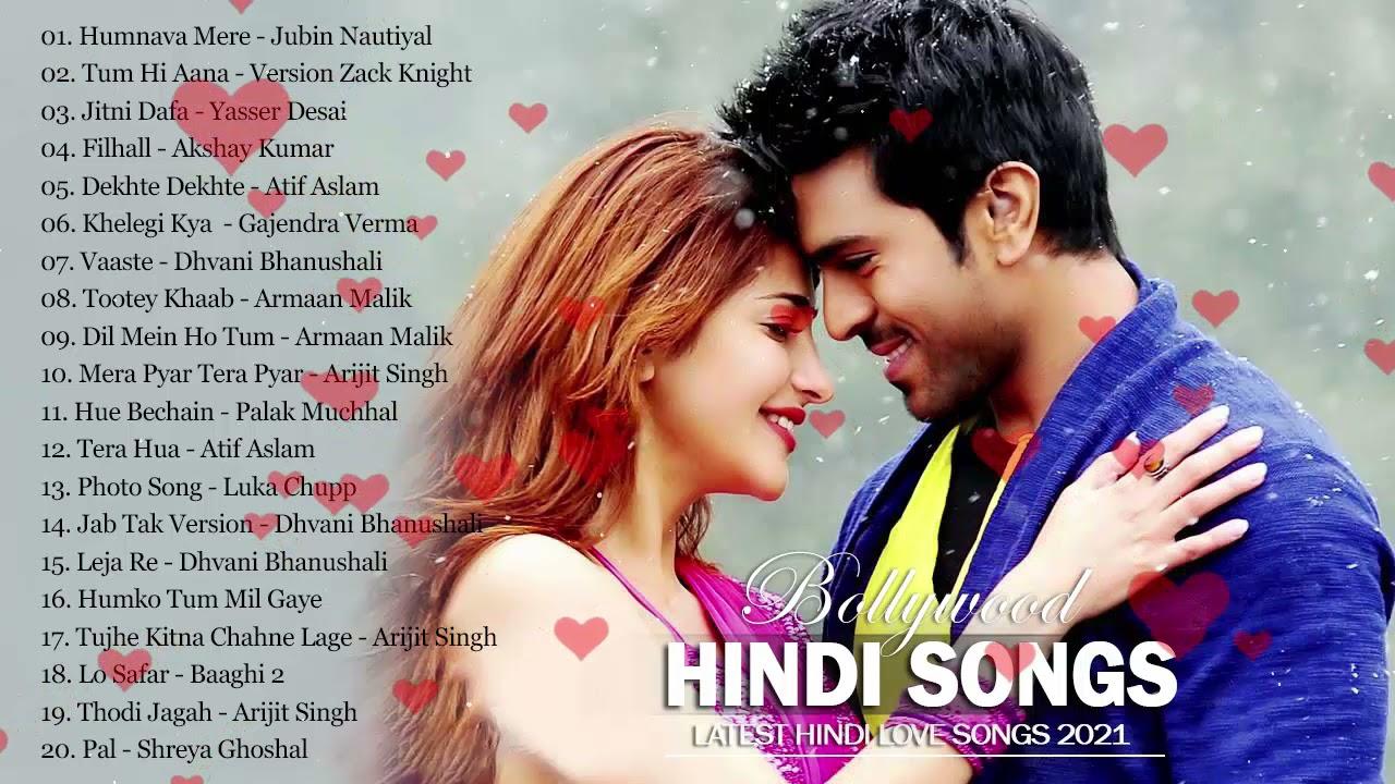 Top 20 Bollywood Hindi Songs 2021 - Latest Hindi Love Songs Of 2021 - ARMAAN MALIK &  Arijit Singh