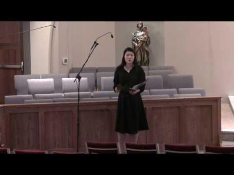 소프라노 이윤정_YoonGeong Lee, soprano-Jerusalem from St.Paul (Mendelssohn)