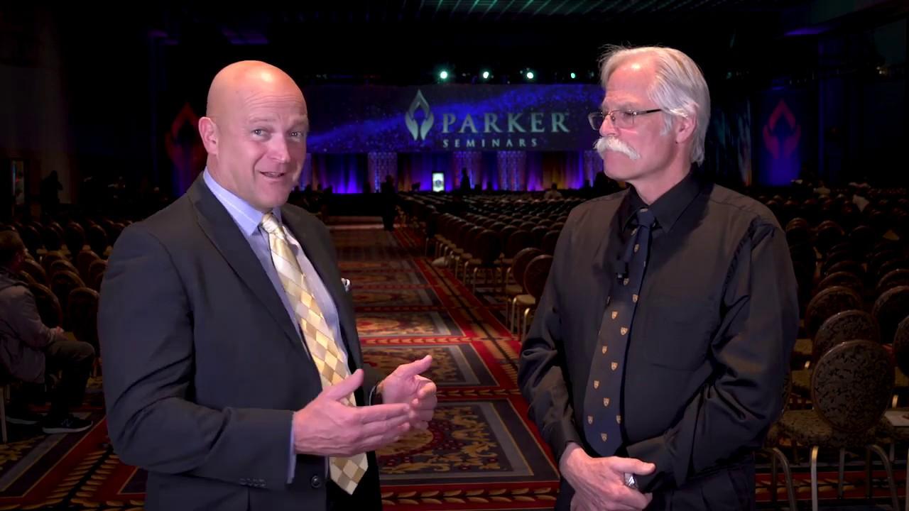 Stuart McGill, PhD talks with William E  Morgan, DC at Parker Seminars Las  Vegas 2019