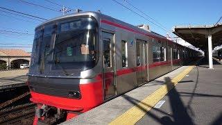 [名鉄]3150系 新木曽川駅 2019.1.14 thumbnail