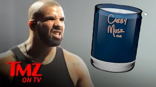 Drake Is Selling A Candle That Smells Like ... Drake! | TMZ TV