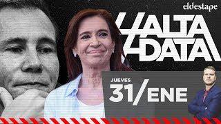 La AMIA pide sacar a Cristina de la Causa AMIA | #AltaData, todo lo que pasa en un toque