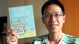 Book Review: Hand Drawn Halifax by Emma Fitzgerald