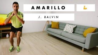 WORKOUT - Amarillo - J. Balvin - LATERALFIT