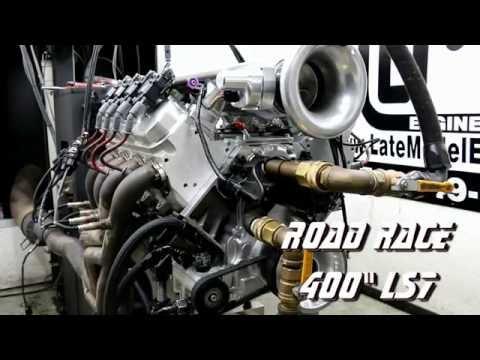 "LME 400"" LS7 Road Race Engine"