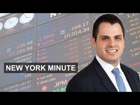 US stocks retreat from the heat, gold price declining | New York Minute