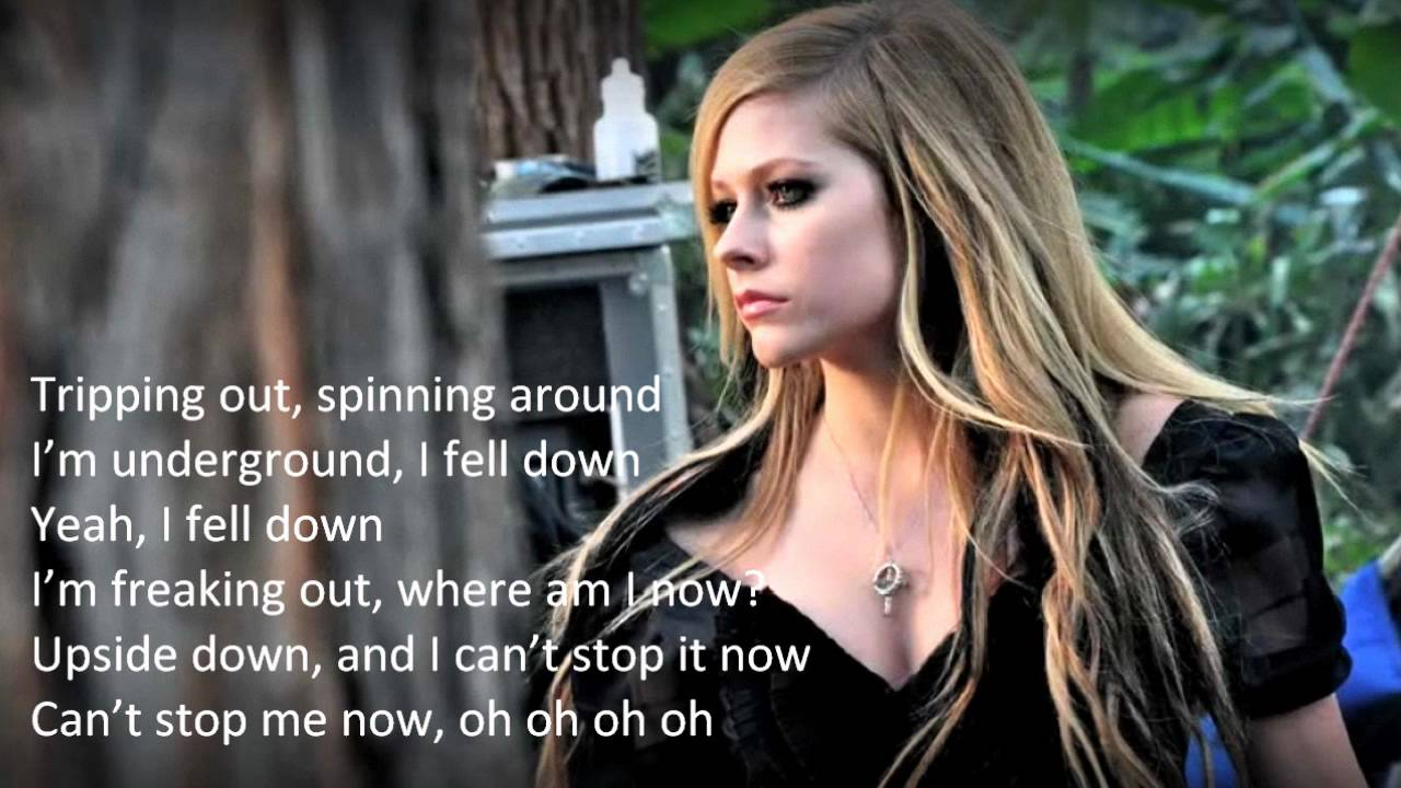 Avril Lavigne-Alice Full Version HD (with lyrics) - YouTube Avril Lavigne Lyrics