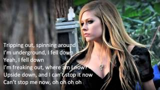 Avril Lavigne-Alice Full Version HD (with lyrics)