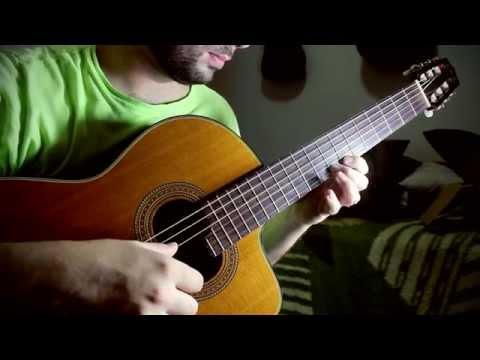 Stones - Ultima V - IX Classical Guitar Cover
