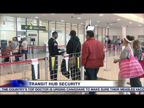 Video: Will the proposed transit hub at Pearson make travel safer?