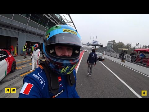 Peugeot 308 Cup: #Masterpilot nel TCR Italy 2017 a Monza | vlog day/1