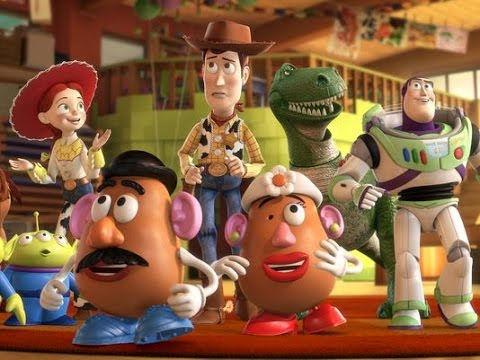 Toy Story of Terror Movie Animation