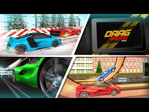 DRAG RACING INTRO