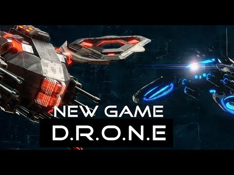 DRONE The Game - New Fast-Paced Early Access Game