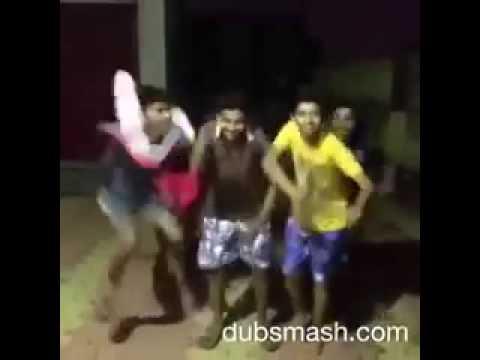 funny  comedy  whatsapp video Marathi dubsmash kallulach gadulach pani dance by student funny