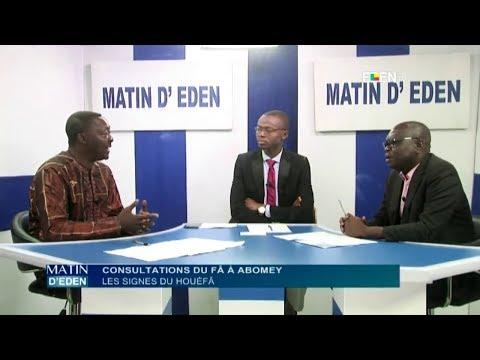 Consultation du FÂ à Abomey : les signes du HOUEFÂ