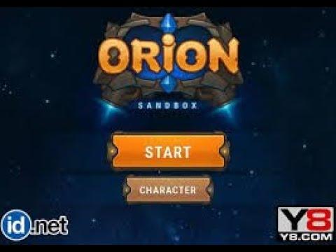 Game Ngoài Lề #1: Orion Sanbox (Y8)