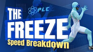 Who is The Freeze? Why is He Fast?