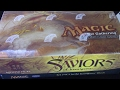 MTG Saviors of Kamigawa Booster Box Opening Magic the Gathering Openboosters!