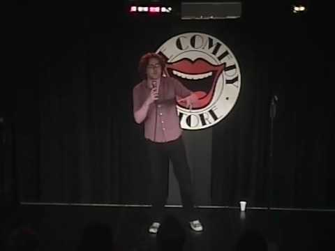 Jim Campbell at The Comedy Store